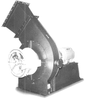 INDUSTRIAL OEM FANS, BLOWERS, VENTILATORS
