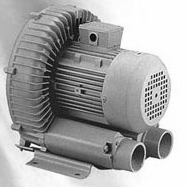 Regenerative side channel high pressure blowers.
